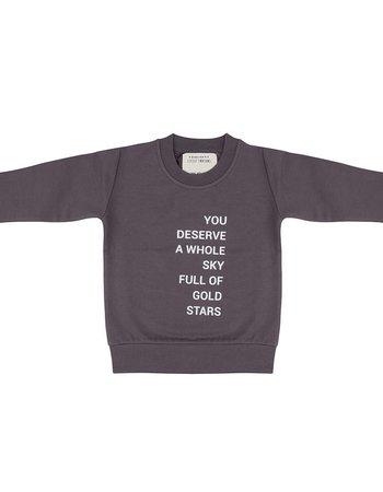 Sweater Gold Stars - Pavement