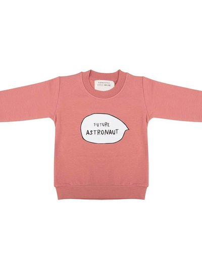 Sweater Future Astronaut - Rose