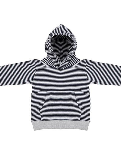 Sweater Hoodie - Striped