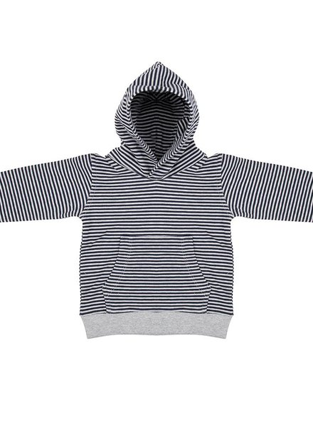 Sweater Hoodie - Striped