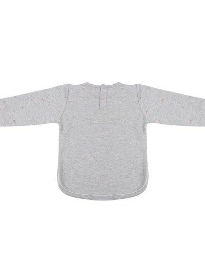 Longsleeve Angle - Grey Melange