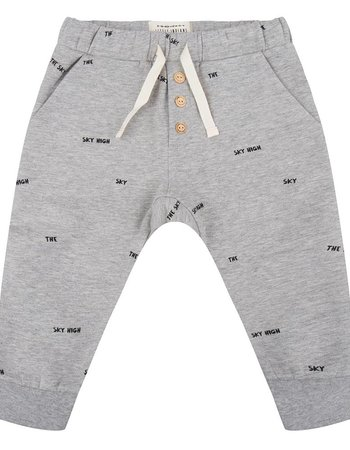Pants The Sky - Grey Melange