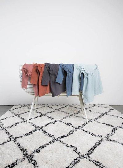 Boho Dress - Pavement