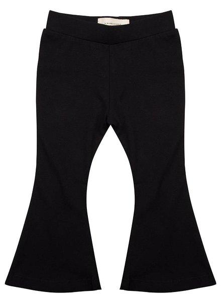 Flared Pants - Black