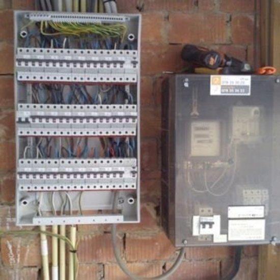 Elektrische Keuring Bij Indienststelling Installatie Goedkope Keuring Be