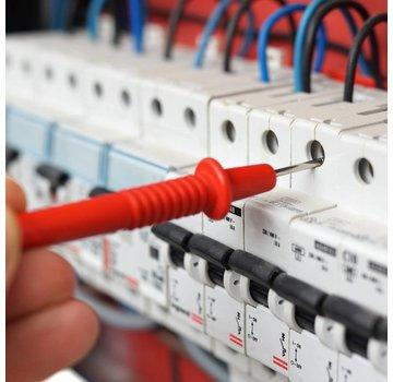 Elektrische keuring - NIET HUISHOUDELIJKE INSTALLATIE