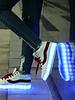 Trimodu LED Schuhe mid cut