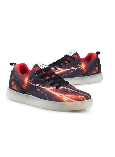 Trimodu LED Schuhe flame