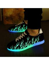 Trimodu !! NEU !! fluoreszierender Neon Schuh S18