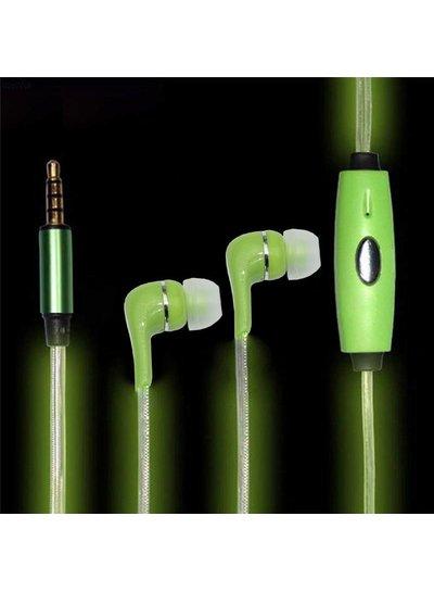 Trimodu LED Earphone