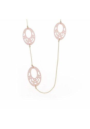 biba Experience Rosé/Pinke Halskette