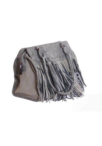Laura Biagiotti  Handtasche mit Fransen