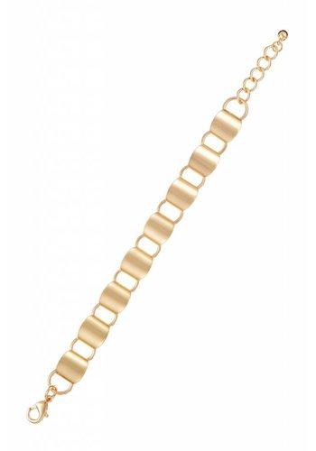 Torrente Schmuck  Goldfarbig Armband