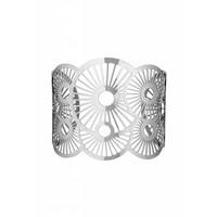 Silberfarbiges Armband