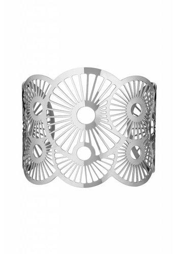 Torrente Schmuck  Silberfarbiges Armband