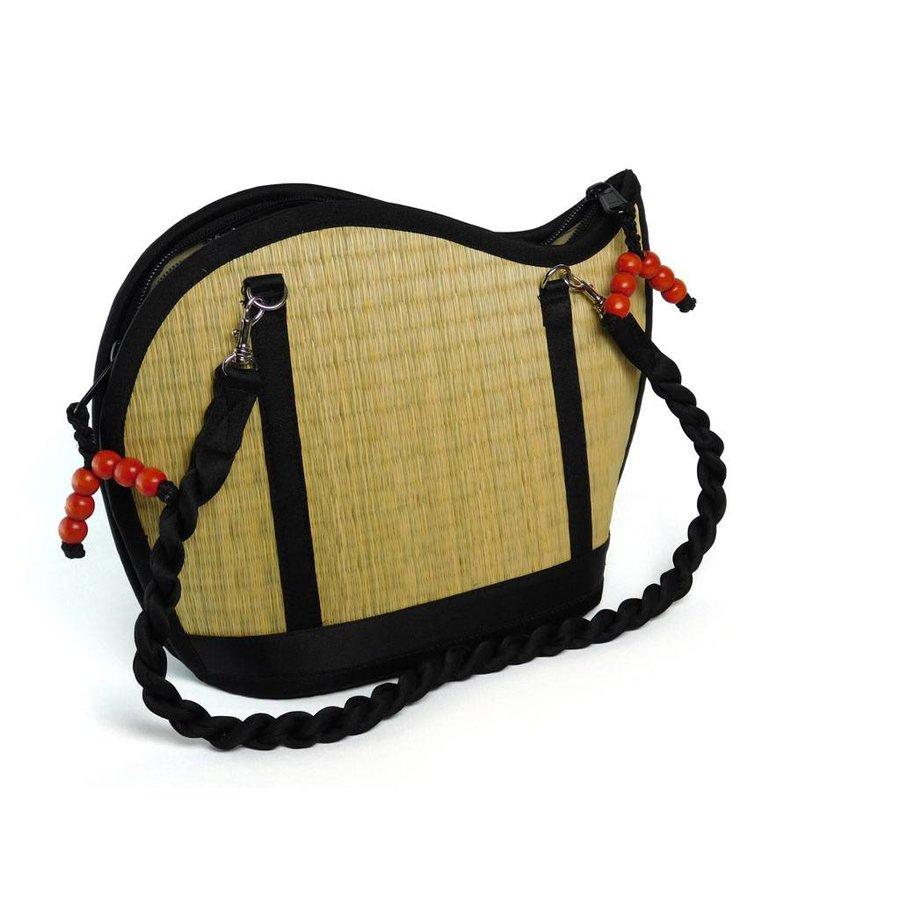 Natural Seegras Handtasche Kiri Wave-2