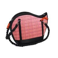 thumb-Pinke Seegras Handtasche Kiri Wave-3