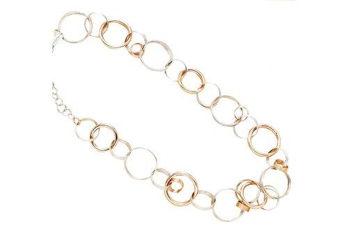 Ottaviani  Sterling Silber Halskette