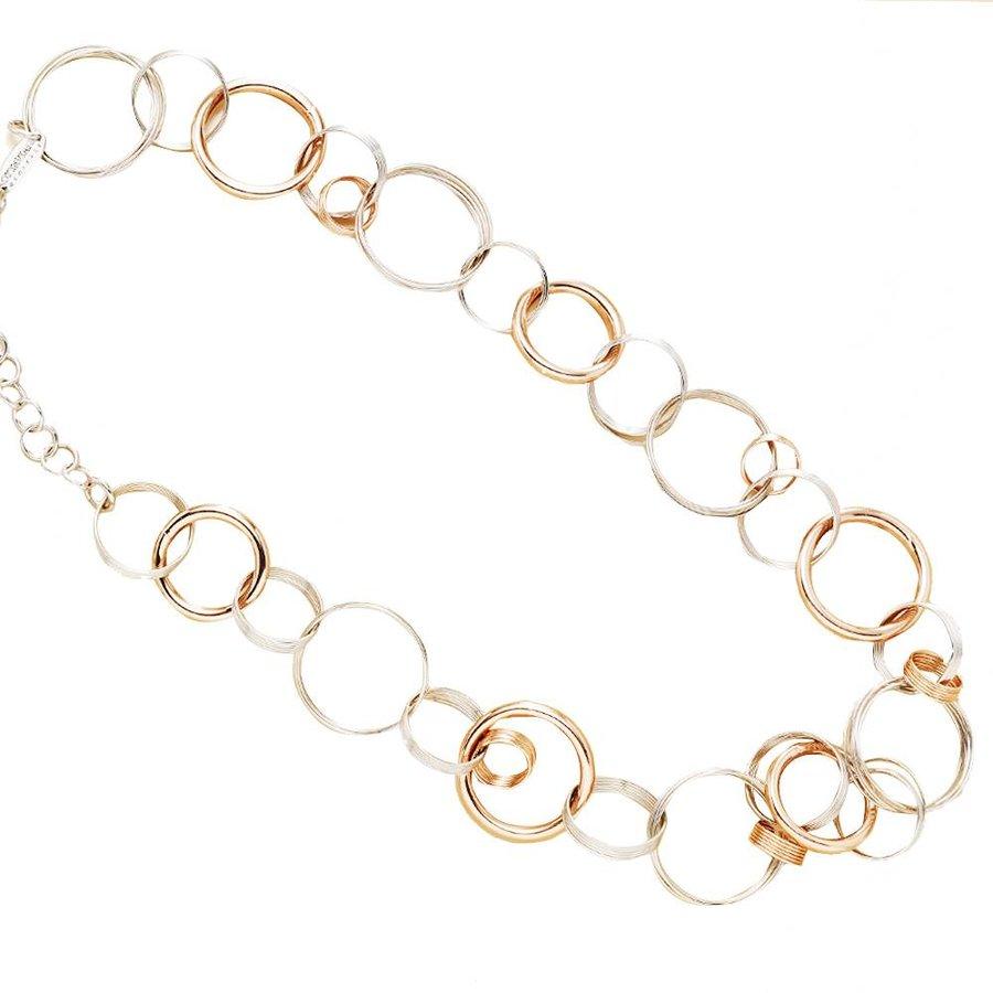 Sterling Silber Halskette-1