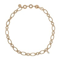 Rosé/Amazonite Halskette Damen