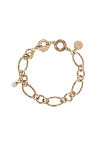 SENCE Copenhagen Rosé/Amazonite Armband Damen