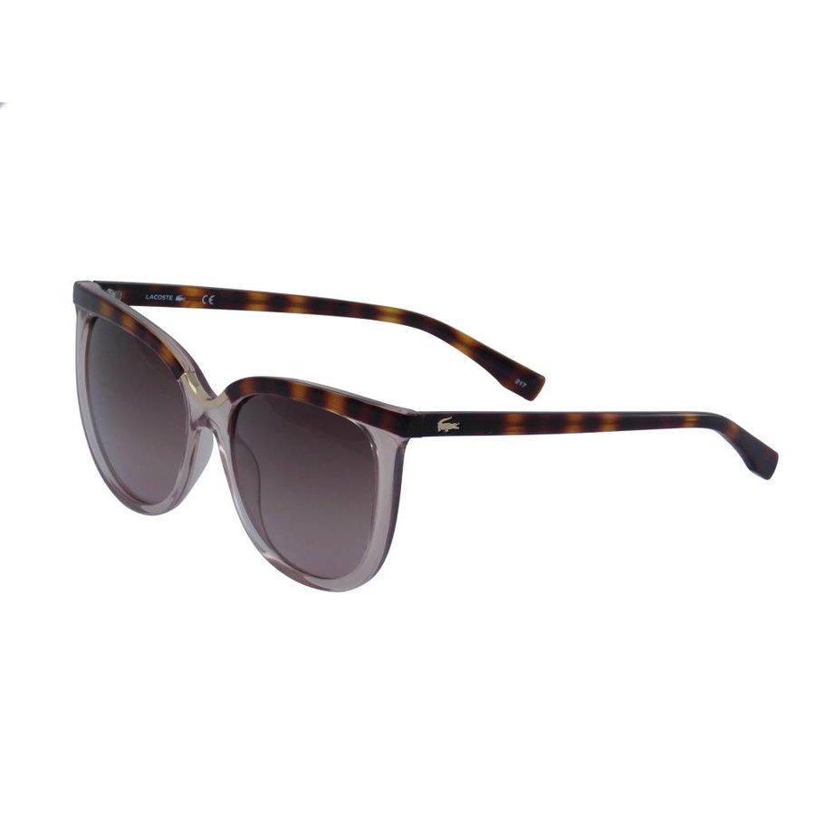 Braune Abgetönte Damen Sonnenbrille-1