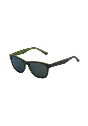 Lacoste Grüne Verspiegelte Kinder Sonnenbrille