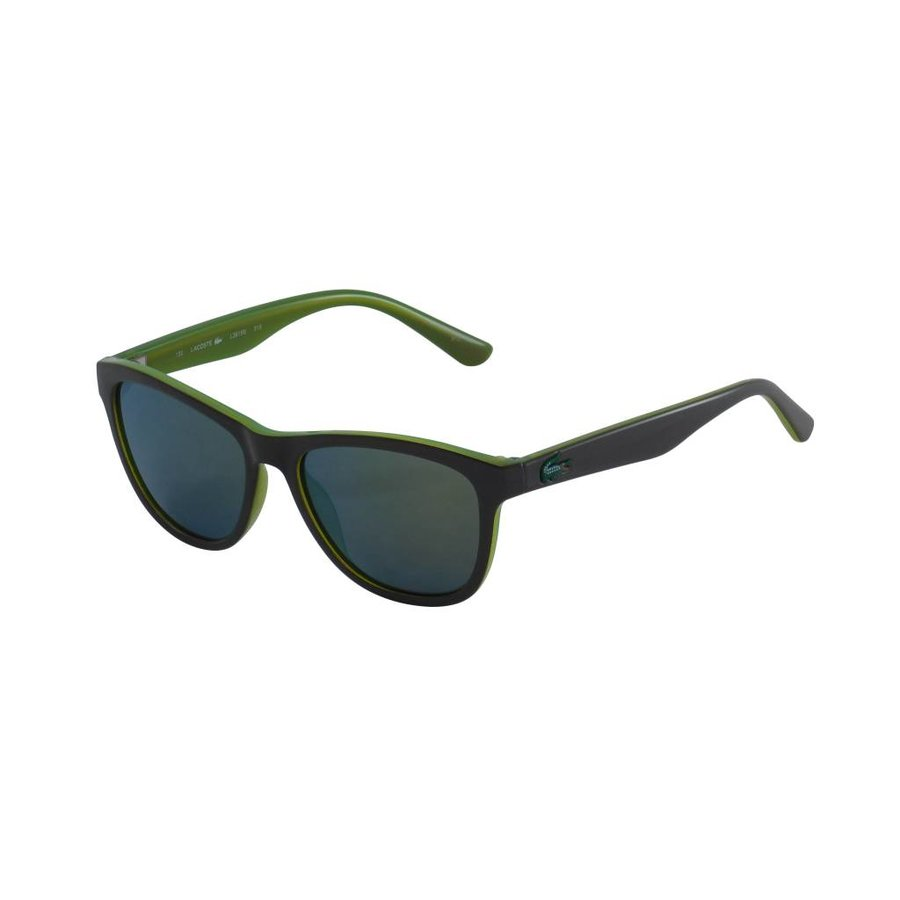 Grüne Verspiegelte Kinder Sonnenbrille-1