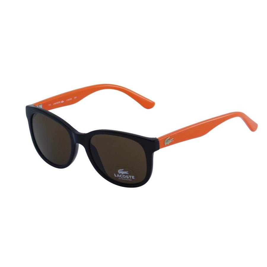 Schwarz/Orange Abgetönte Kinder Sonnenbrille/ UV Schutz:100%-1