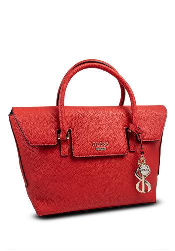 Guess Rote Kunstleder Handtasche