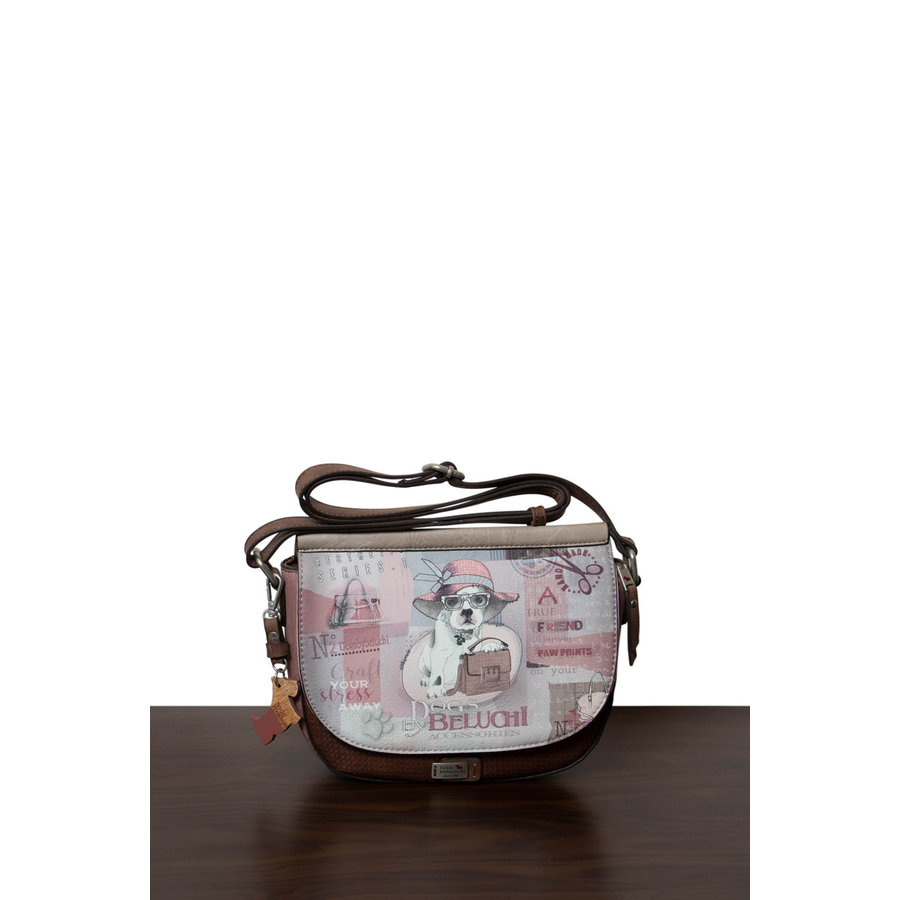 Schultertasche *Borneo Collection*-1