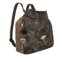 thumb-Shopper/Rucksack  *Universe Collection*-4
