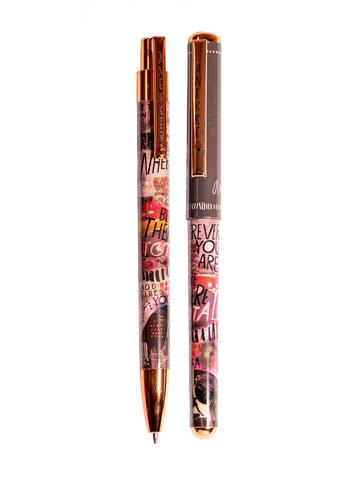 Anekke  Love to share Rosé Kugelschreiber/Bleistift Set
