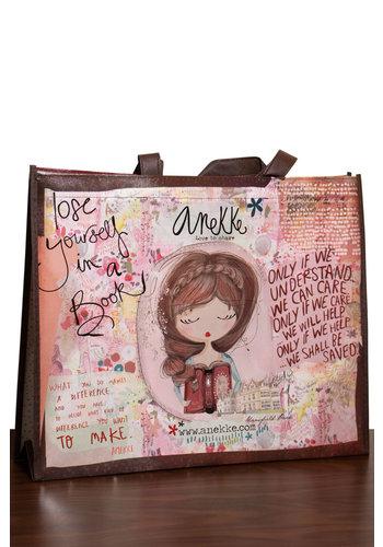 Anekke  Love to share Multifarben Einkaufstasche