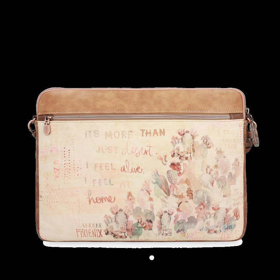 Braune IPad/Tablet Tasche  *Arizona Collection*-5