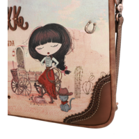 thumb-Braune IPad/Tablet Tasche  *Arizona Collection*-7