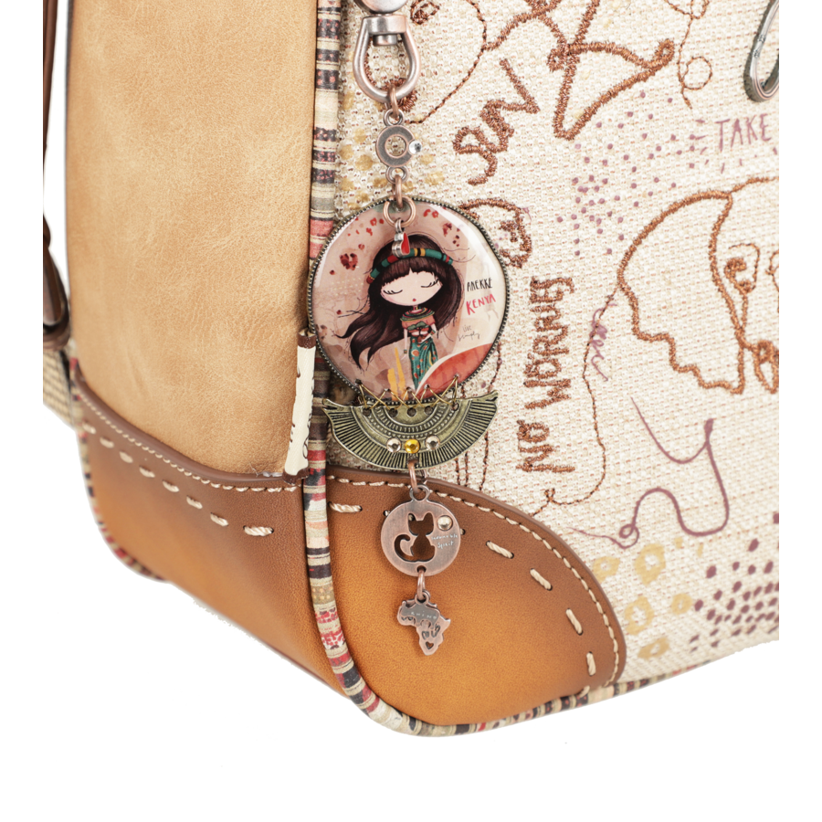 Schultertasche *Kenya Collection*-8