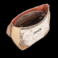 thumb-Braune Umhängetasche *Kenya Collection*-4