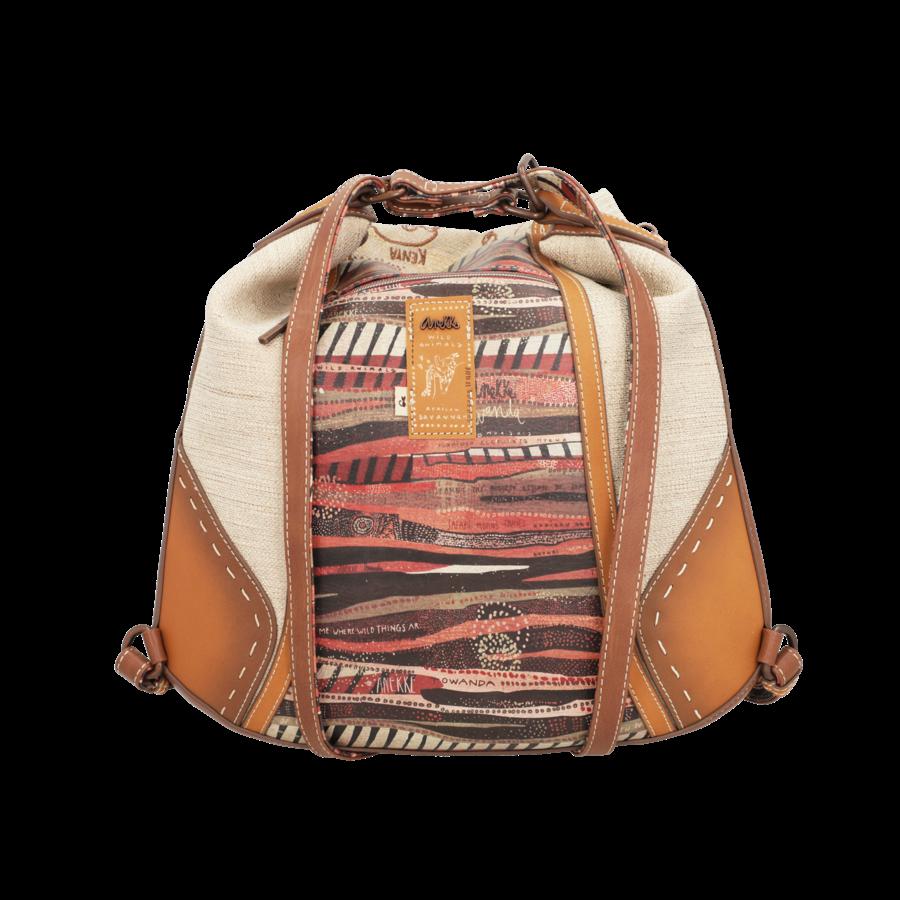 Shopper/Rucksack *Kenya Collection*-7