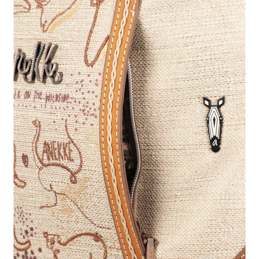 Brauner Shopper/Rucksack *Kenya Collection*-10