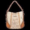 Anekke  Love to share Brauner Shopper/Rucksack *Kenya Collection*