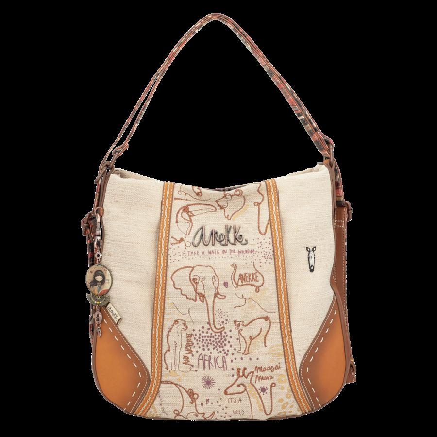 Shopper/Rucksack *Kenya Collection*-1