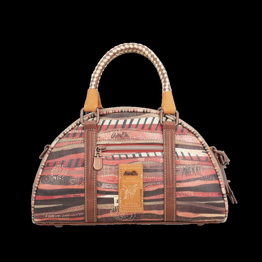 Braune Handtasche *Kenya Collection*-4
