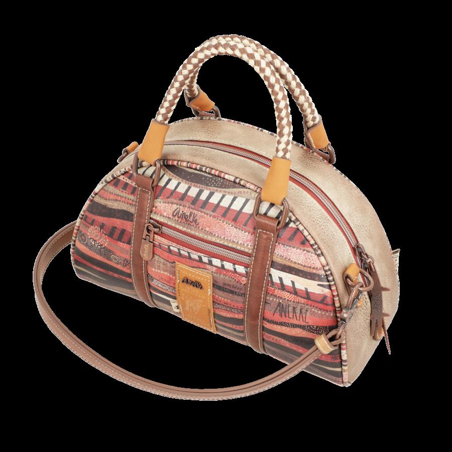 Braune Handtasche *Kenya Collection*-5