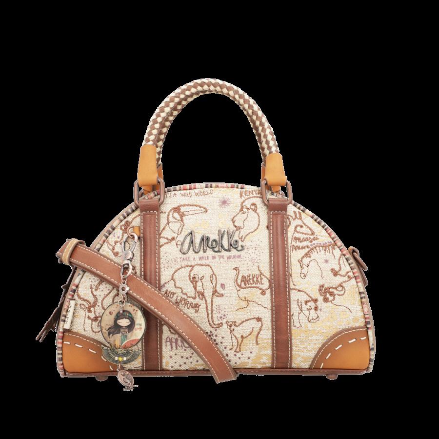 Braune Handtasche *Kenya Collection*-1