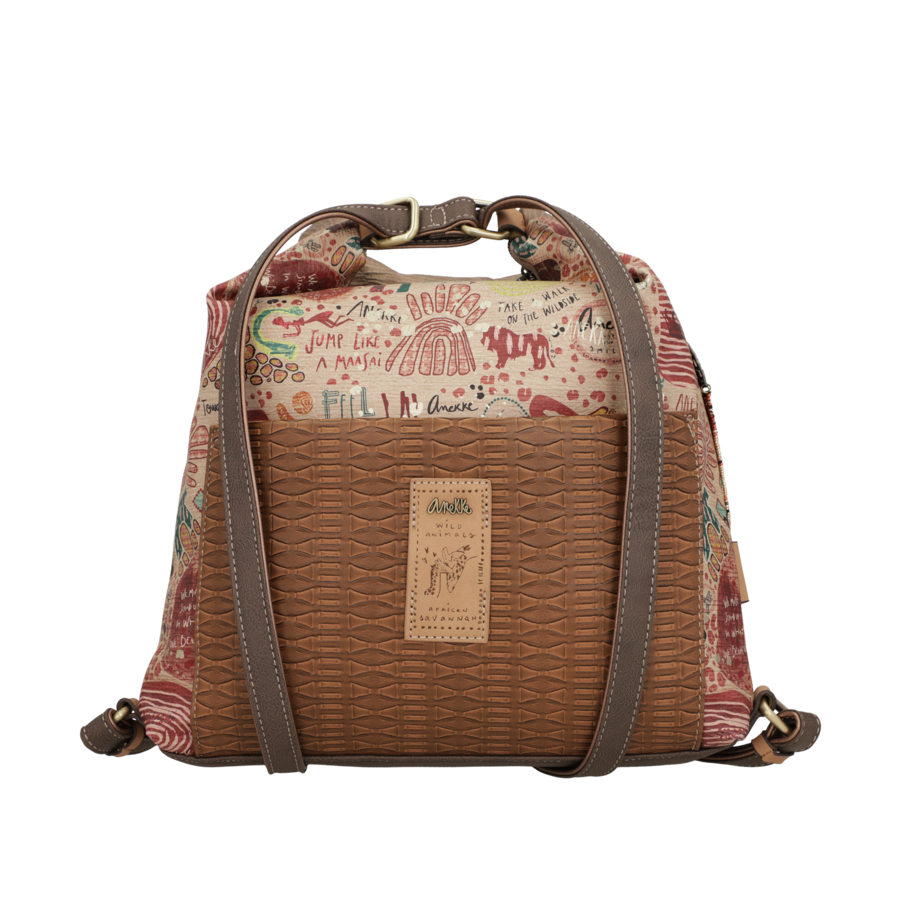 Shopper/Rucksack *Kenya Collection*-9