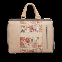 thumb-Braune Multi Tasche *Kenya Collection*-8