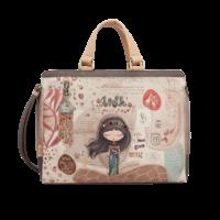thumb-Braune Multi Tasche *Kenya Collection*-2