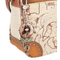 thumb-Schultertasche *Kenya Collection*-9