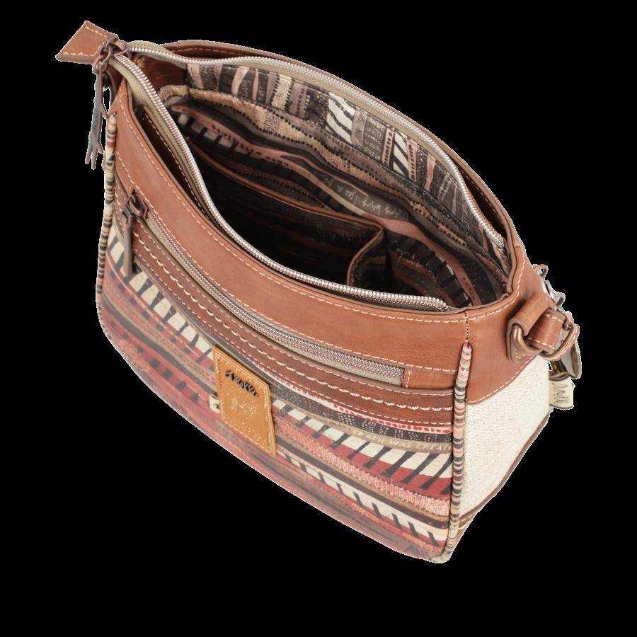 Braune Umhängetasche *Kenya Collection*-6